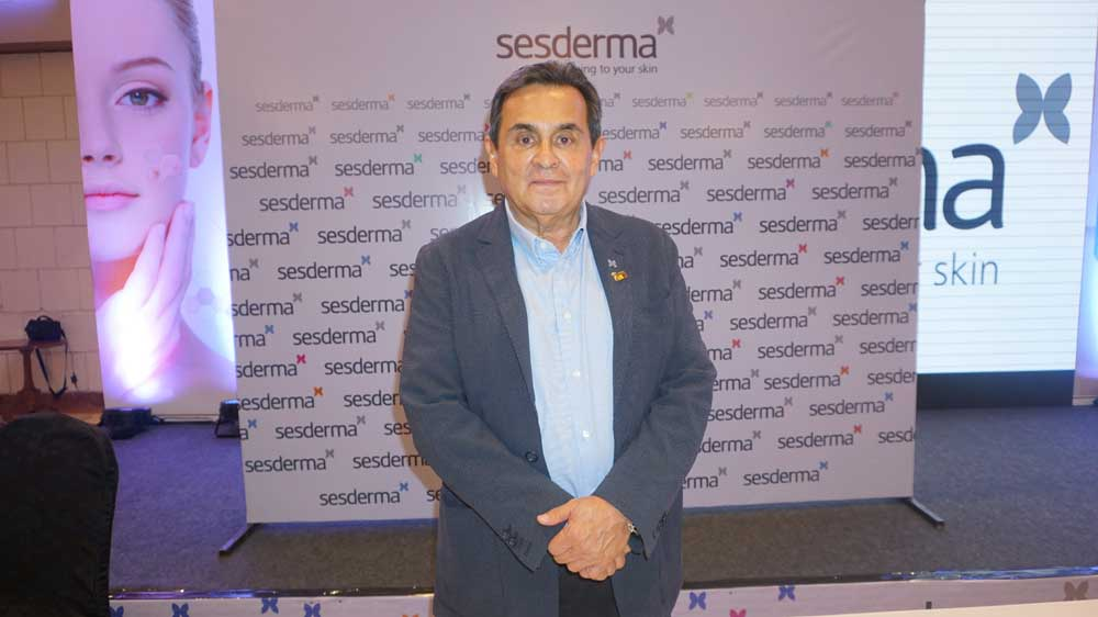 Sesderma plans to open Dr. Serrano Clinics in India
