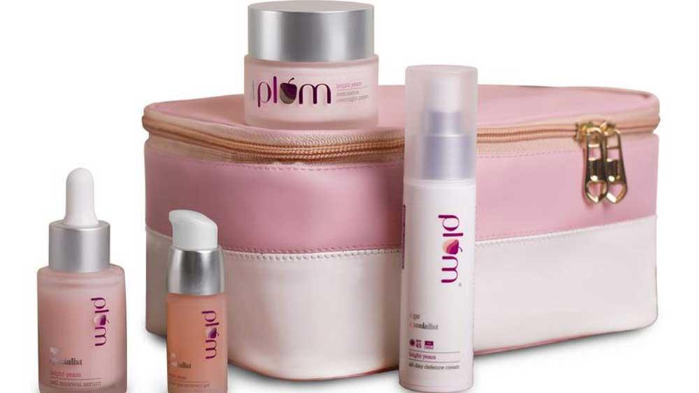 Vegan Beauty Brand Plum brings new range of anti-ageing products