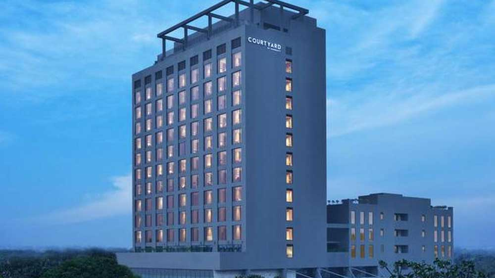 Marriott Opens 'Courtyard By Marriott' In Siliguri