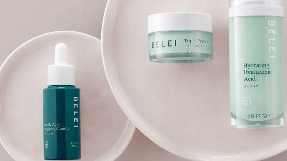 Amazon introduces its first Skincare line 'Belei'
