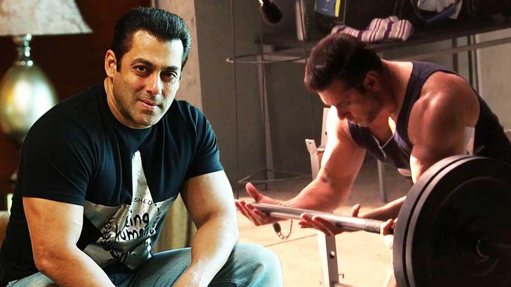 Salman Khan introduces fitness equipment range 'Being Strong'