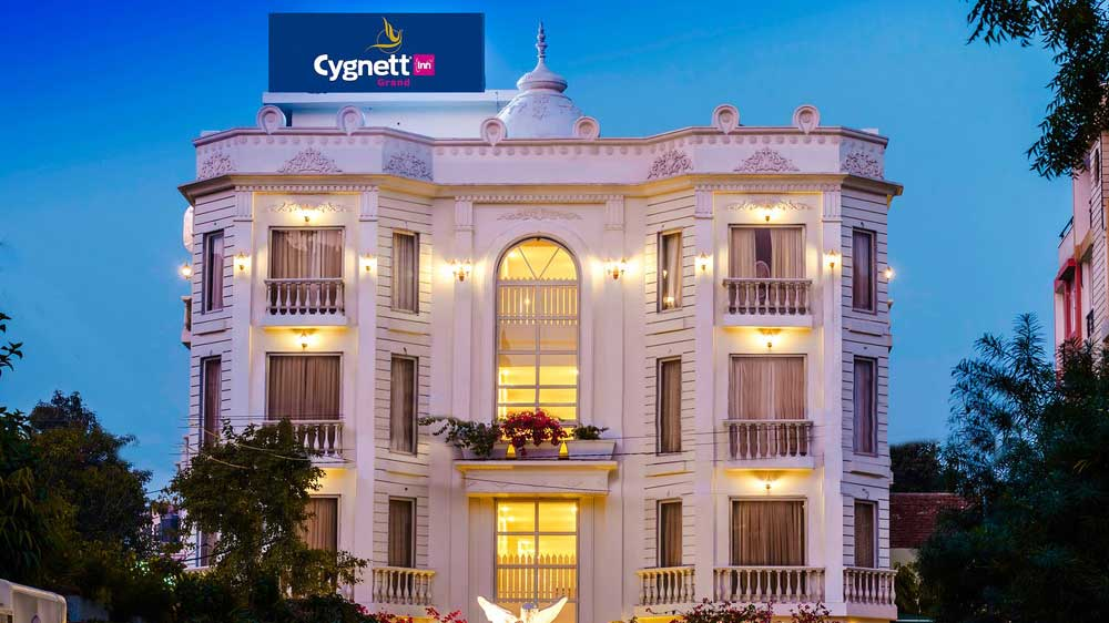 Cygnett Hotels launches Cygnett Inn Grand in Jaipur