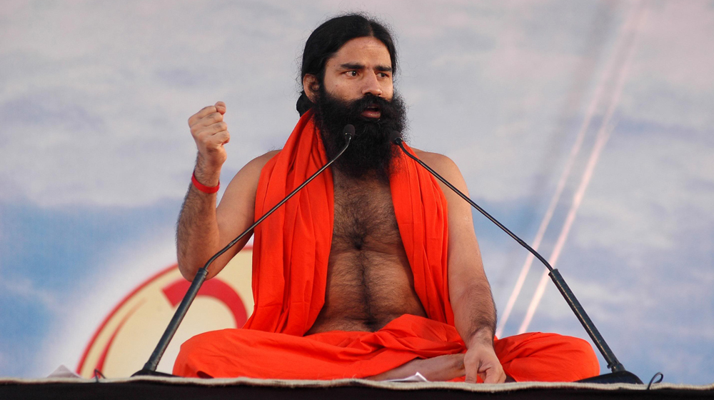 ​Baba Ramdev confident to make Patanjali, the largest brand in India in 1-2 years