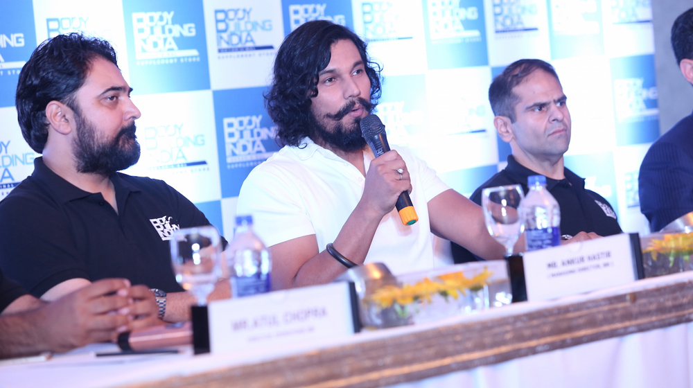 ​Randeep Hooda and BBI launch Gym99