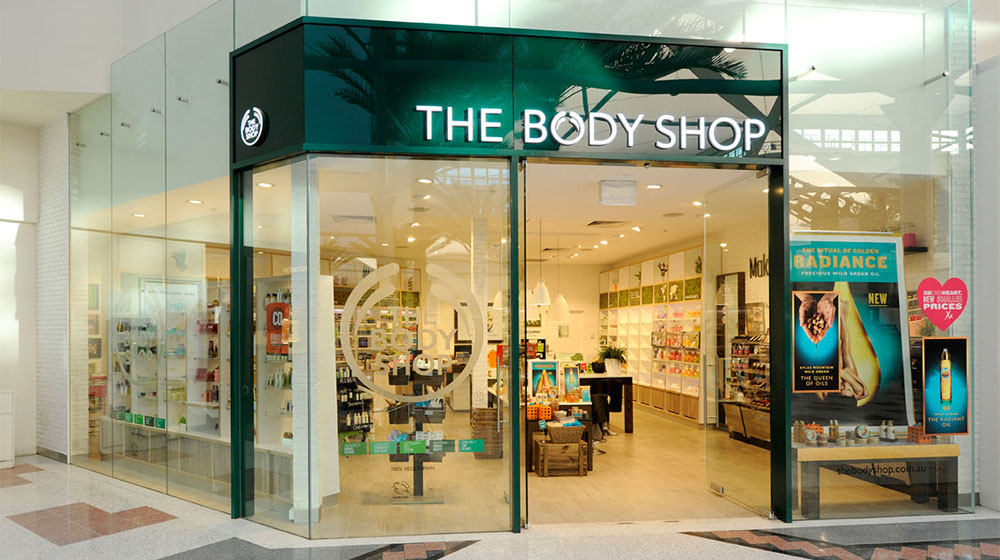 ​The Body Shop launches the first Asia Fit Store in India