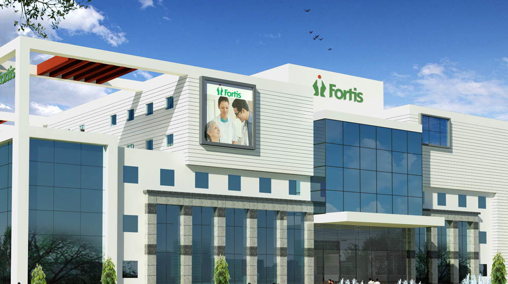 Fortis plans to add two hospitals to its network