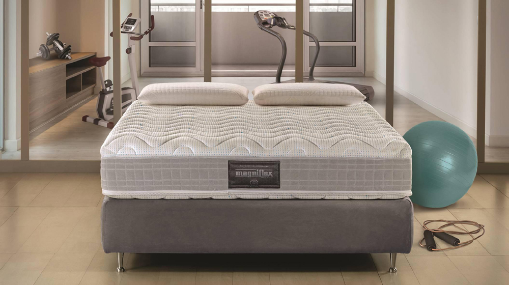 Magniflex launches Magni SmarTech smartbed and integrated sleep system in India