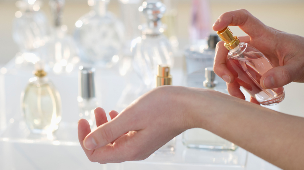Perfumes sold online fails to prove authenticity