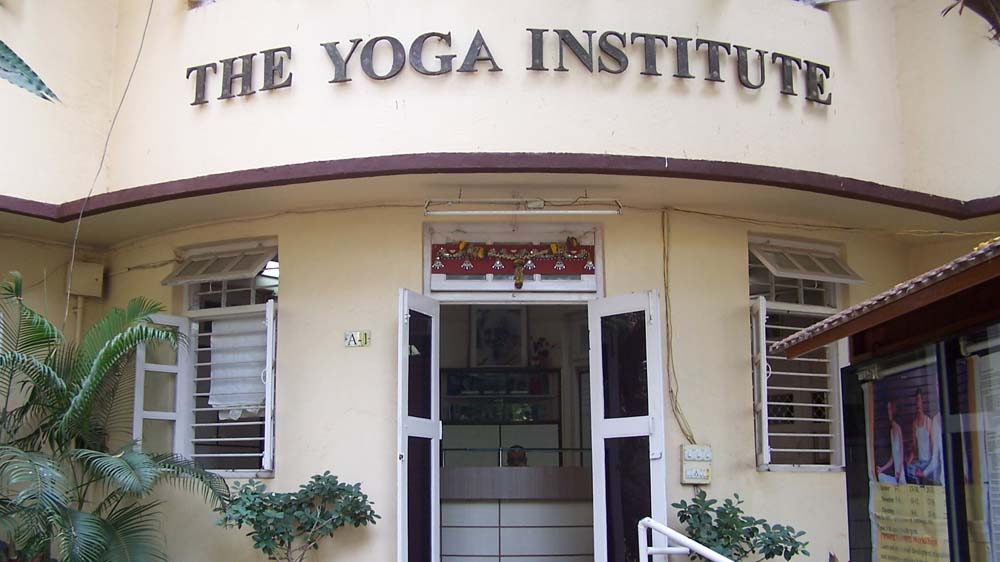 The Yoga Institute receives certification for conducting Government certified courses