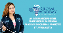 Global Academy for badminton