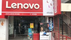 Lenovo to Launch 100 Exclusive Stores