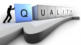 How often do you do quality check in your business