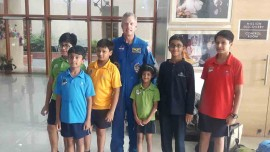 NASA scientists and astronauts conducts space experiment workshop in Noida