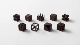 3D print chocolate now in India