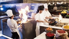 Leela Ambience Gurgaon overhauls its kitchen team to add more flavours