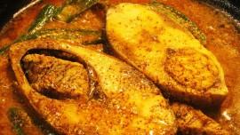 A Scrumptious Bengali 'Thali'