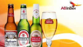 AB InBev sees 9.6 per cent jump in the profit ahead of its merger with SABMiller