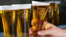 AB InBev takeover SABMiller for 107 billion dollar