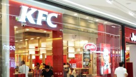 About half of KFC outlets in north reopens after a month  40  remains close
