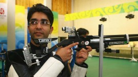 Ace Shooter Abhinav Bindra debuts in business  launches Incubation Fund