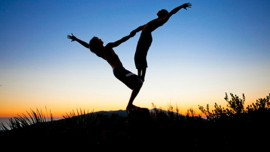 Combining Yoga and Acrobatics for a healthy lifestyle  Acroyoga