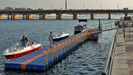 Ahmedabad to get floating restaurant on Sabarmati