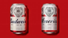 Budweiser beer named itself
