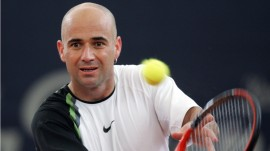 Ace Tennis player Agassi aims to open 100 schools by 2020