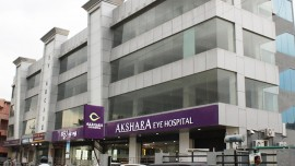Angel investors lend Rs 38 lakh to Akshara Eye Hospital