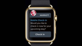 Apple Watch fuels Marriott International's mobile travel revolution