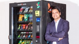 How this start-up is changing the snacking system at offices