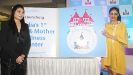 This startup caters to baby-mother wellness with Aqua Therapy, Zumba and more