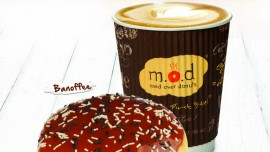 Mad Over Donuts introduces exotic new fruity delights