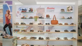 Bata expands its largest flagship store in South India