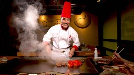 Benihana enters India