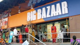 Big Bazaar ties up with MobiKwik