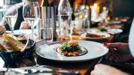How much are resources important for a restaurant start-up