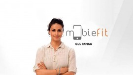 Bollywood actress Gul Panag launches MobieFit fitness  raises seed funding