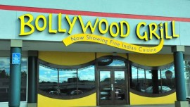 Bollywood Grill at West Indies