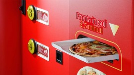 Bueno Insta Pizza to launch pizza vending machine at Franchise India Show