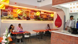 Burgs Opens its 4th Outlet