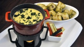 Café Mangii celebrates the Fondue fest