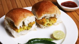 Can Vadapav replace Burger in years to come?