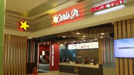 Carl's Jr. opens first restaurant in India
