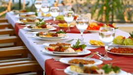 How is catering changing the business of restaurants