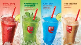 CCD introduces Brain Freeze Slushes