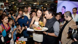 Chef Sanjeev Kapoor launches all new dining ranges this festive season