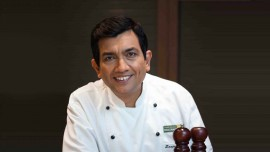 Chef Sanjeev Kapoor launches range of products in this festive season
