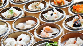 Chi's Dimsum Dozen Offer