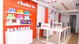 Choko la reveals its new identity